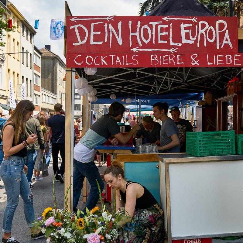 LOTHRINGAIR-Festival, Aachen 2018