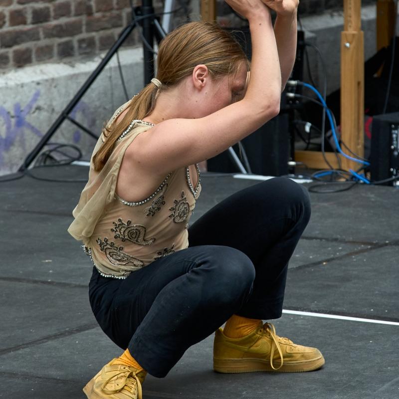 Daniella Eriksson Ranunculus, LOTHRINGAIR-Festival, Aachen 2018