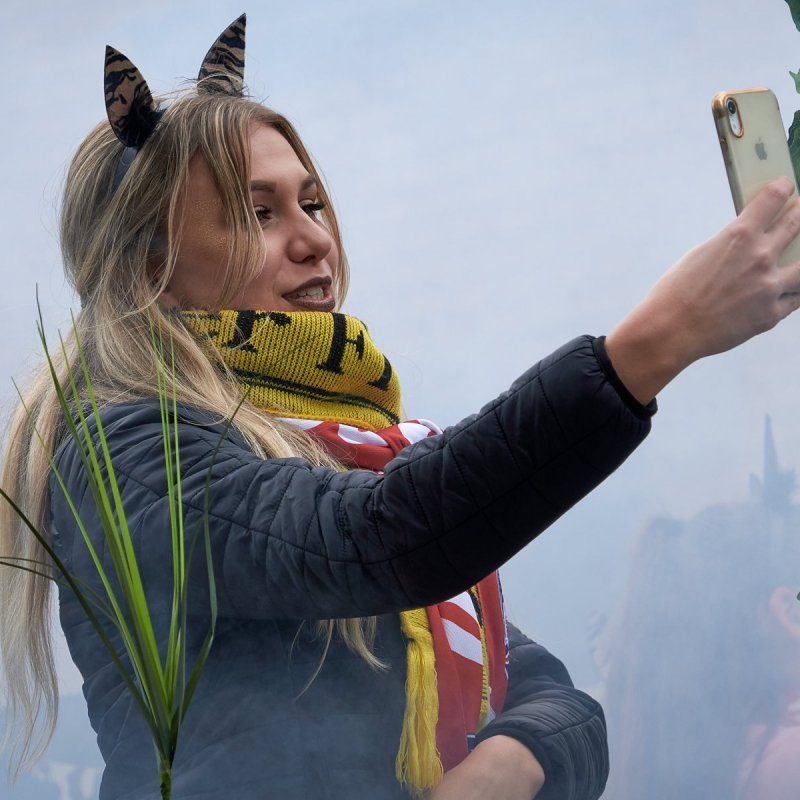 Karneval in Aachen Februar 2020