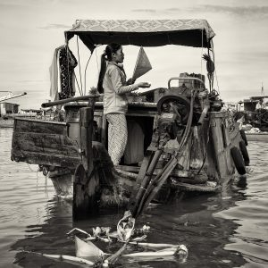 Mekongdelta , Vietnam 2012