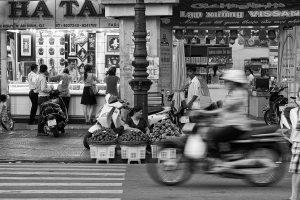 Saigon, Vietnam 2012