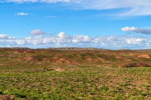 Wüste Gobi bei Tsagaan Suvarga, Mongolei 2017