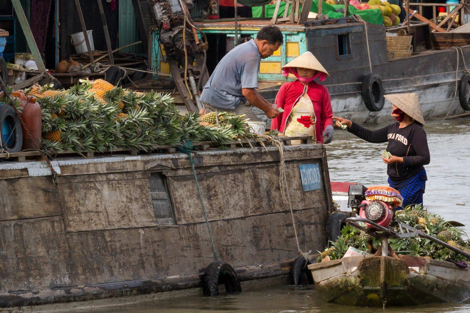 Mekong Delta, Vietnam 2012